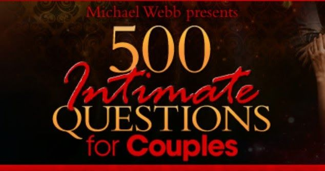 http://ift.tt/2qTFG50 ==>500 Intimate Questions For Couples - The Secret To Sizzling Sex500 Intimate Questions For Couples  : http://ift.tt/2srIAjl  How Will This System Help You Sizzle Sex?  As mentioned earlier in this 500 Intimate Questions For Couples review the e-book contains 500 questions focusing on intimacy and sex. However the key to whole thing is that these questions are well created conversations and the conversations will often turn into action. Here is a taste of what is…