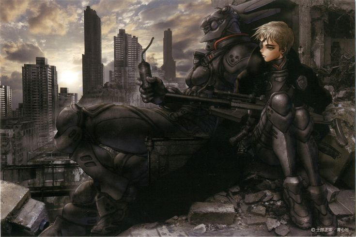 Appleseed Character Design : Best appleseed images on pinterest cyberpunk