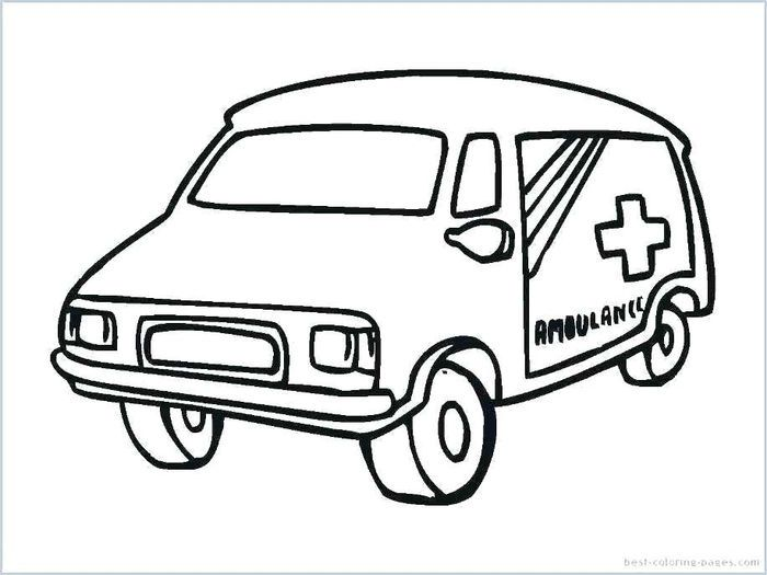 Images Of An Ambulance Coloring Pages Monster Truck Coloring Pages Truck Coloring Pages Ambulance