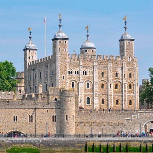 La Torre de Londres.  Monumental