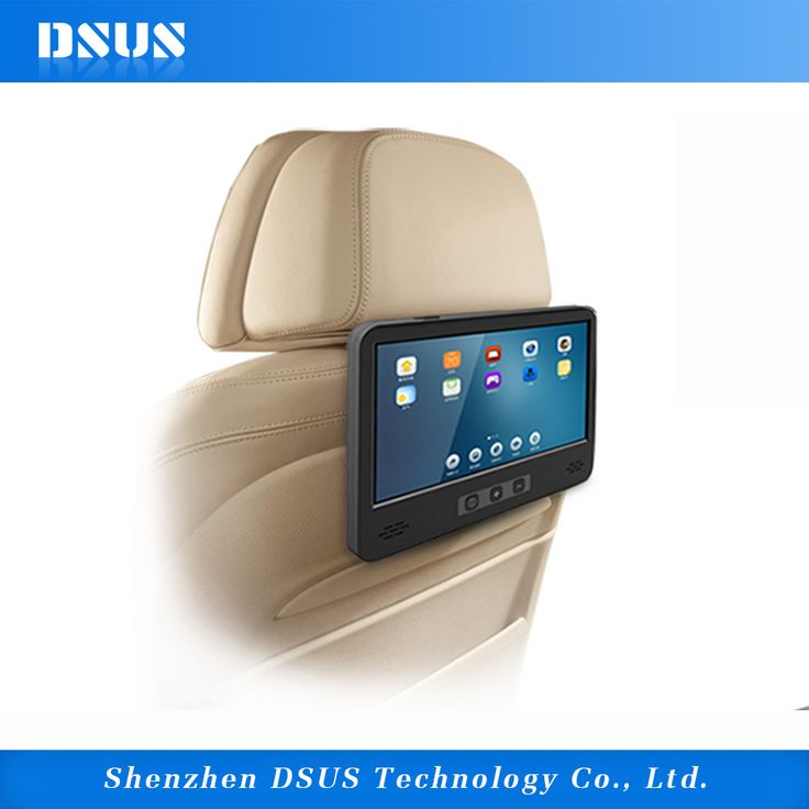 """Newly Developed 10.1"""" Portable Android Car Pad DVD Player"""