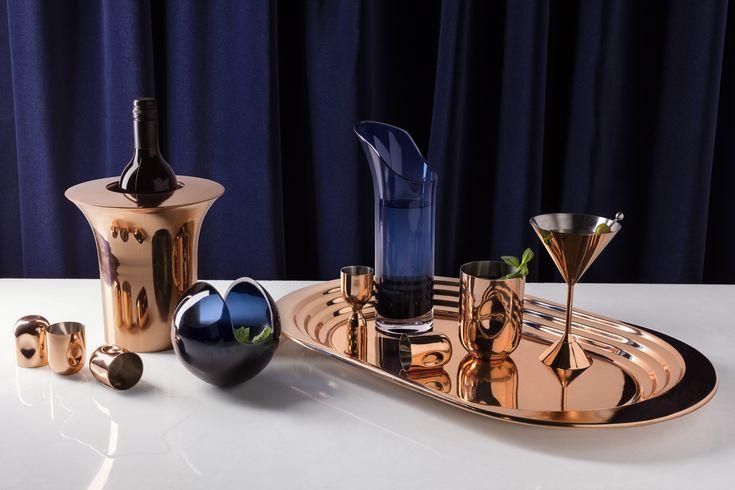 Acessórios Decorativos e Funcionais para a Sala de Jantar Tom Dixon