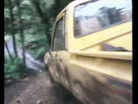 Crumpy - Toyota New Zealand Hilux