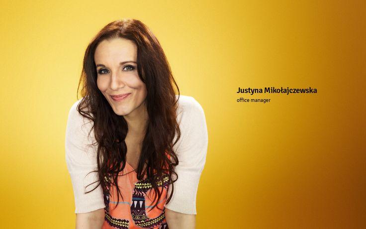 Justyna Mikołajczewska office manager
