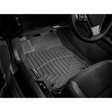 WeatherTech 444831 Front Floor Liner for 2013+ Ford Fusion, Black automa
