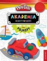 Play-Doh, Akademia Kreatywności   Egmont