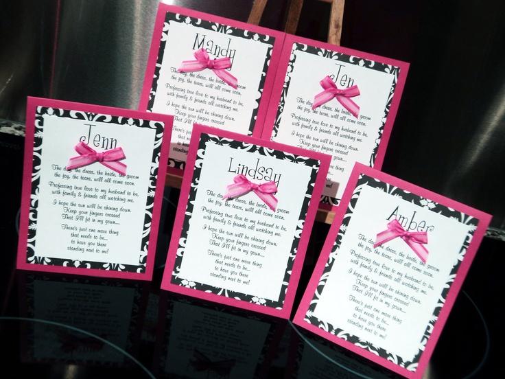 Bridesmaid Card Will You Be My Bridesmaid Maid by CodaCreekDesigns, $4.95