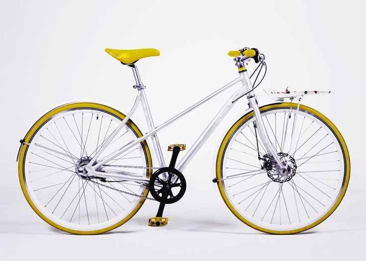 Vé Comfort edition Yellow via Buy the Vélosophy. Click on the image to see more!