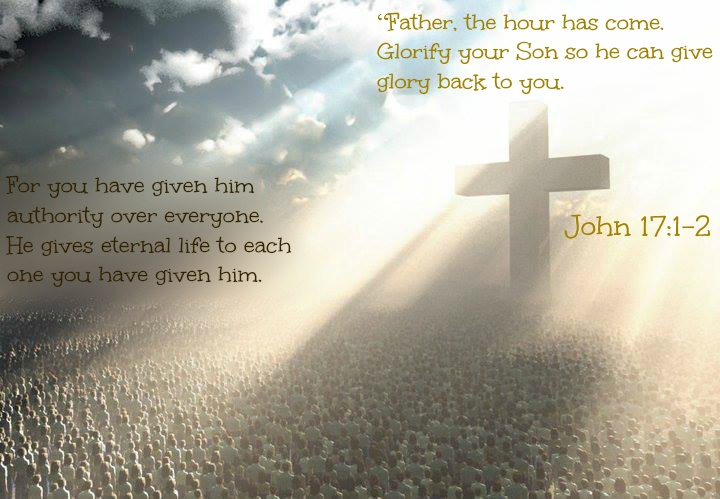 When would Jesus' hour come?