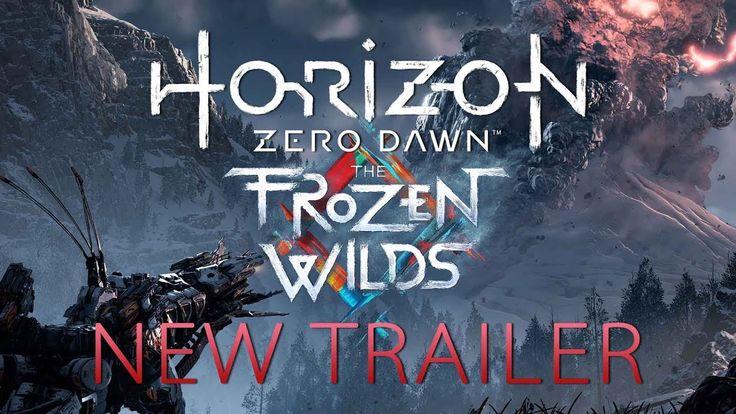 Horizon Zero Dawn The Frozen Wilds Official New Launch Trailer || Cinematic Trailer || PlayStation 4