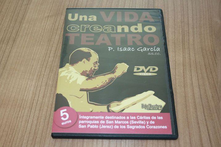 Acabado de duplicación de dvd.