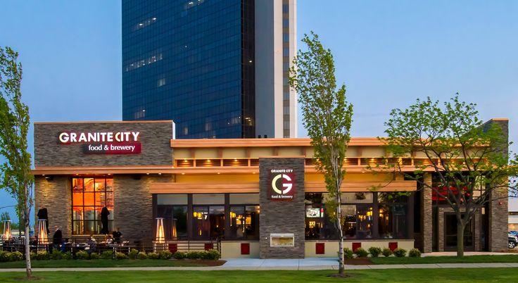 Granite City Restaurant To Open Soon In Naperville Desain Restoran Dan Desain Rumah