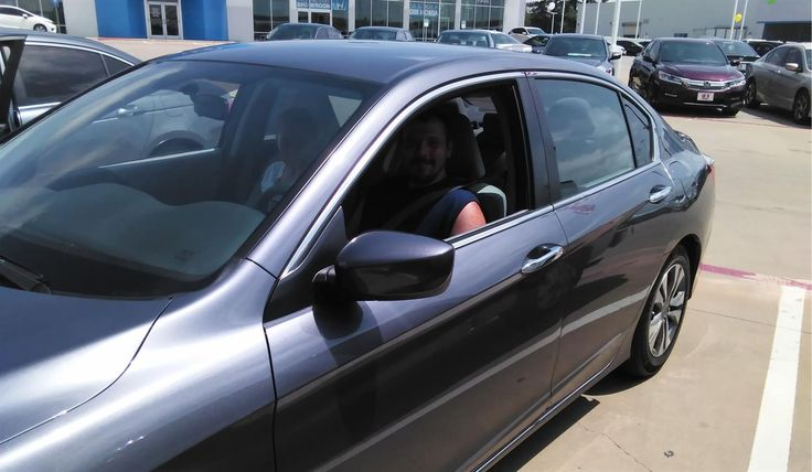 Congratulations and Best Wishes Shirley on the purchase of your 2014 HONDA ACCORD!  We sincerely appreciate your business, Orr Honda and BRYAN WOODLE.