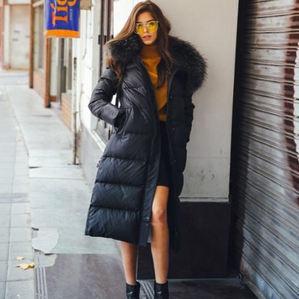 Courtepointe d'hiver manteau de fourrure outwear plus longue parka femmes woodland doudoune gros-image-Manteaux-ID de produit:60549854220-french.alibaba.com