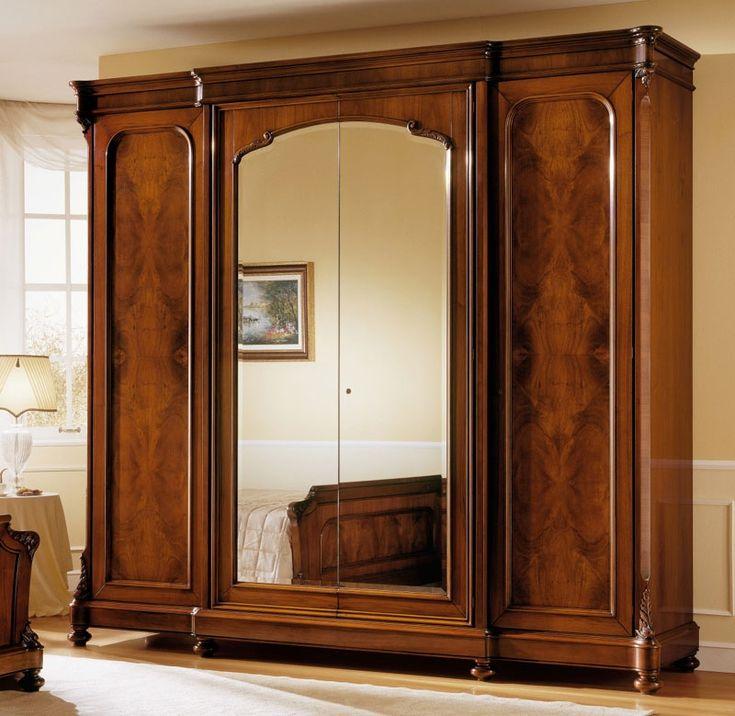 17 Wood Bedroom Wardrobe Designs Ideas Almari Design In Wall Modern