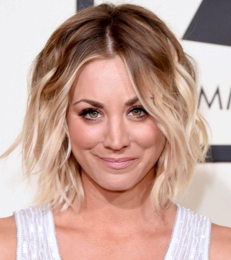30 Best Kaley Cuoco Short Hair | Celebrity Short Hairstyles