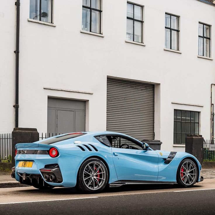 OFFICIAL FERRARI F12 TDF PICTURE THREAD | Page 262 ...