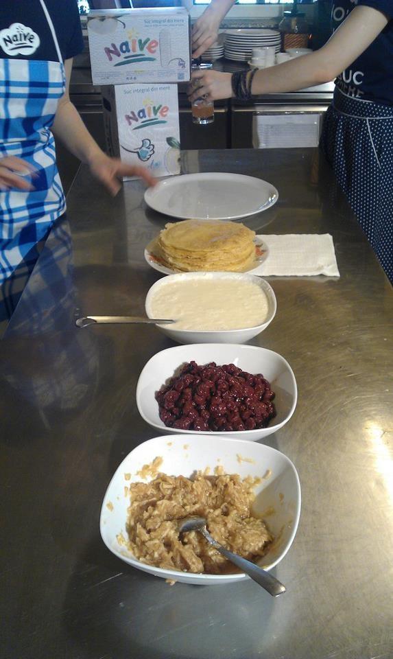 Bucătăreală 2.