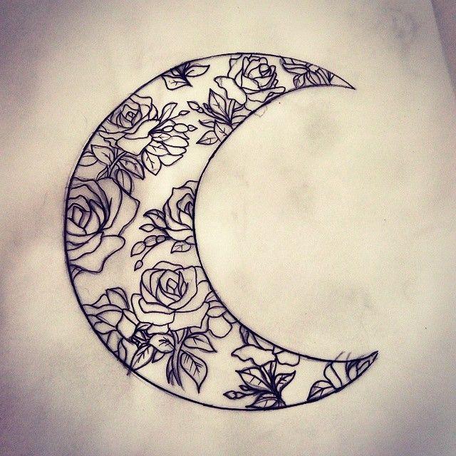Com uma mulher na lua
