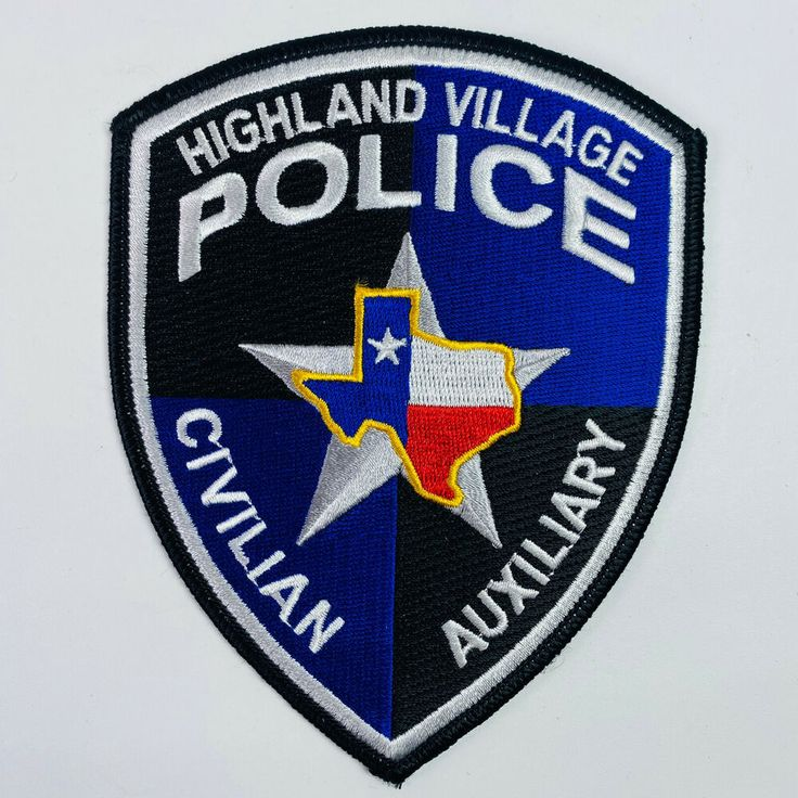 Highland Village Police Civilian Auxiliary Denton County ...