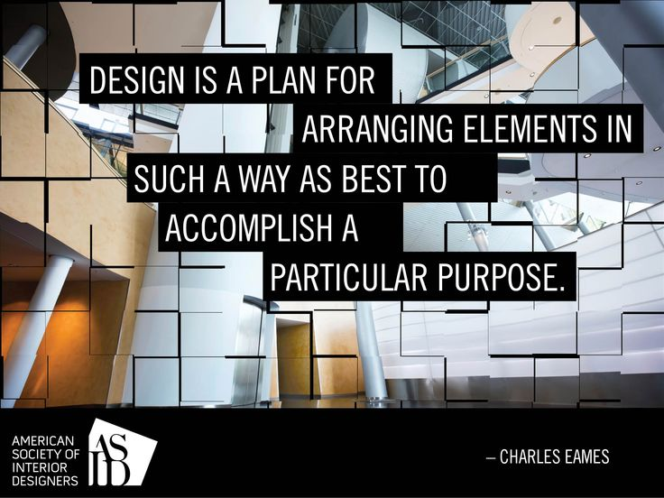 Design Is A Plan For Arranging Elements In Such Way As Best To Accomplish Particular Purpose