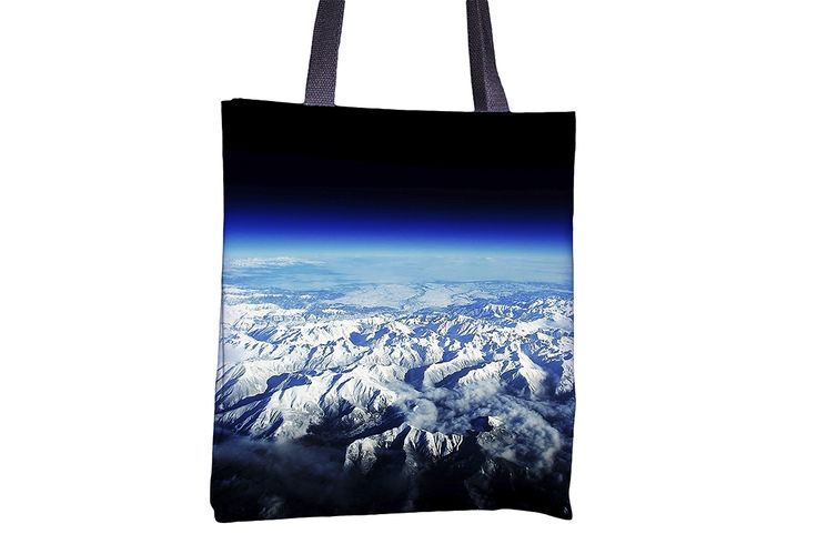 """Tote Bag - """"Astro View"""" http://www.lawleypop.ca/shop/product/tote-bag-astro-view/ OFFICIAL LAWLEYPOP MERCHANDISE #allover #full #seamless #doublesided #print #printed #printing #lawleypop #lwleypop #lawleypopdesign #lawleypopmerch #fashion #accessories #style #bags #totes #totebags #handbags #shoulderbags #chic #street #urban #unique #custom #photography #landscape #nature #sky #earth #aerial #view #moutain #peak #space #hubble #nasa #deep #sky #air #high #atmosphere #label #logo #brand…"""