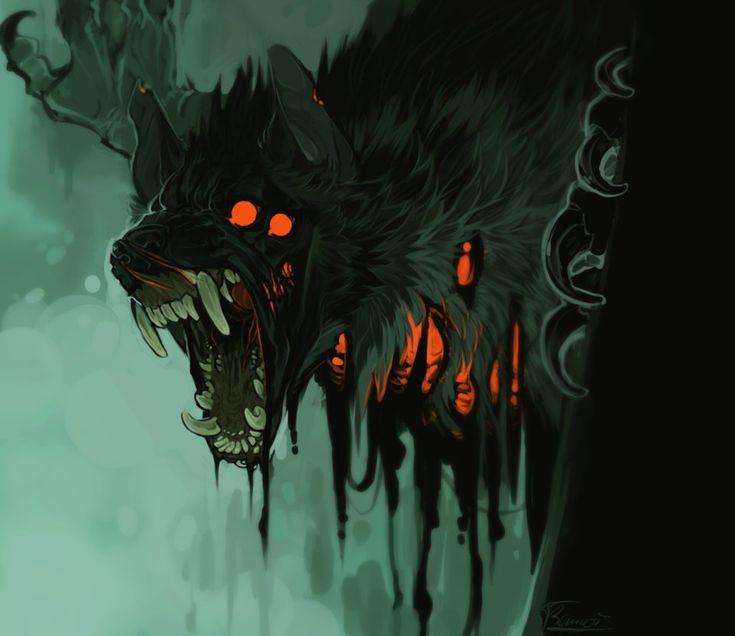 """""""Du kannst nicht entkommen. Bluthunde verlieren di…"""