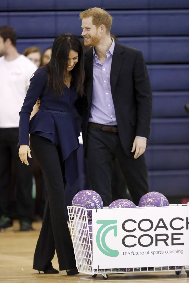 Meghan Markle, Woman of Many Talents, Played Basketball in