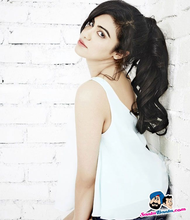 Picture # 56207 of  Adah Sharma with high quality pics,images,pictures and photos.