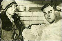 Christine Collins and Gordon Stewart Northcott