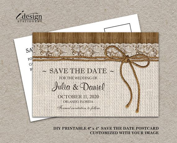 The  Best Save The Date Postcards Ideas On   Wedding