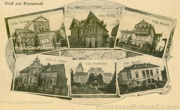 Fraustadt Wschowa