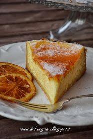 DOLCISOGNARE: Crostata alla crema di ricotta e arancia