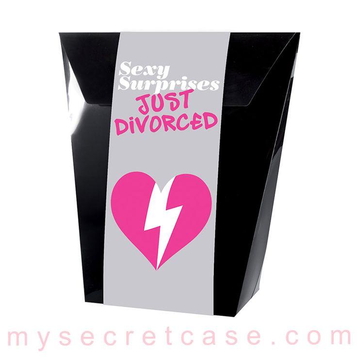Sexy Surprises Just Divorced è un Kit sorpresa di Love to Love