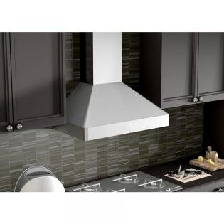 zl9697 has the option to become a range hood with the use of - Ductless Range Hood
