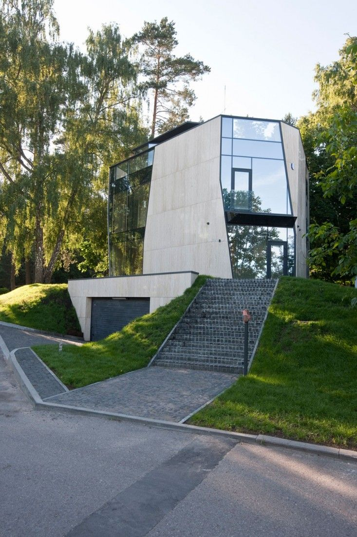 Summer House in Lithuania by G.Natkevicius  Partners