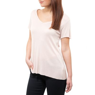 T-shirt 'Laura v-neck'