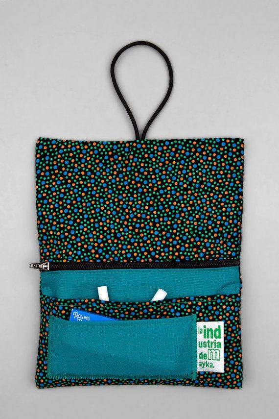 Funda tabaco de liar Colorines de tela por LaIndustriaDeMayka, €11.95