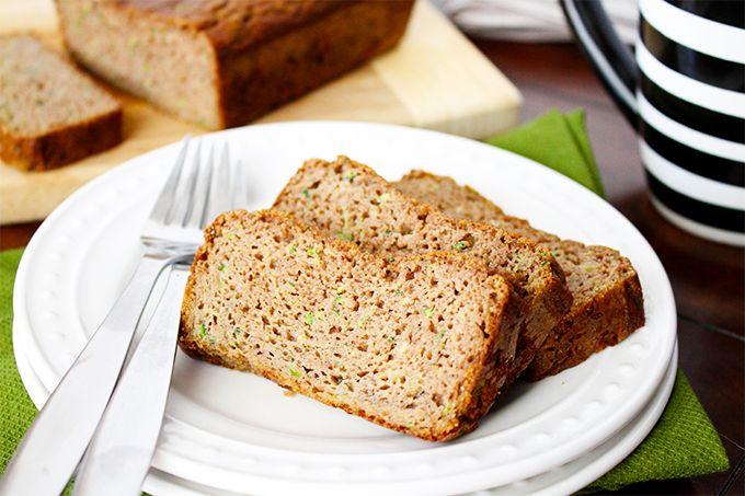 Paleo Classic Zucchini Bread--so moist and delicious...my favorite zucchini bread recipe ever!!  Sunnysideups.org