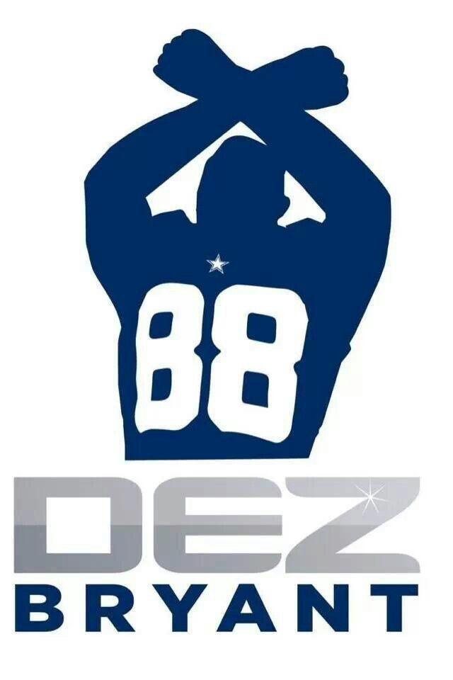Dez Bryant. THROW UP THE X!