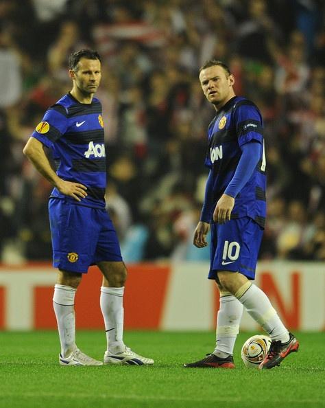 Wayne Rooney, Ryan Giggs