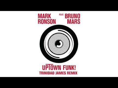 Mark Ronson Featuring Bruno Mars - Uptown Funk (Trinidad James Remix) - YouTube
