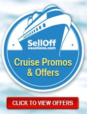 Cheap Cruises: Discounts on Caribbean Cruise Packages & Holidays|SellPOffVacations.com