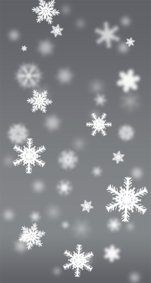 Christmas Snowflakes Wallpaper For IPhone 5 5c 5s On Behance