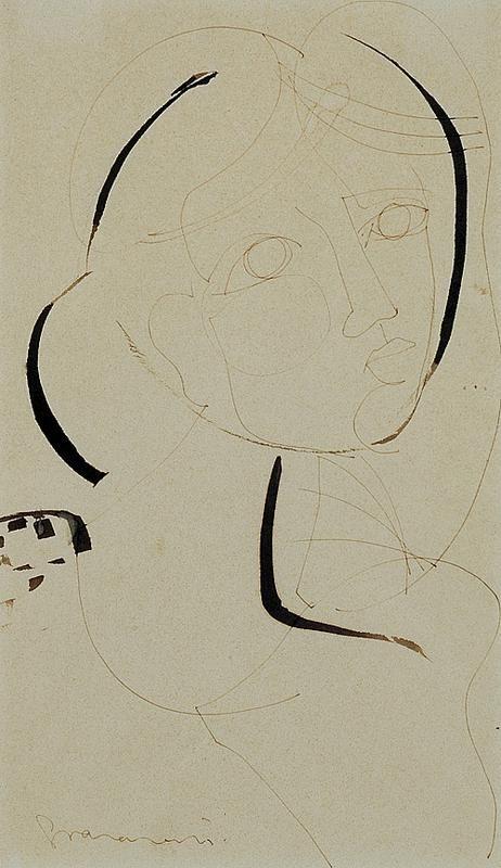 Constantin Brancusi, Romanian sculptor  http://www.pinterest.com/marygwenlyn/brancusi-constantin-1876-1957/