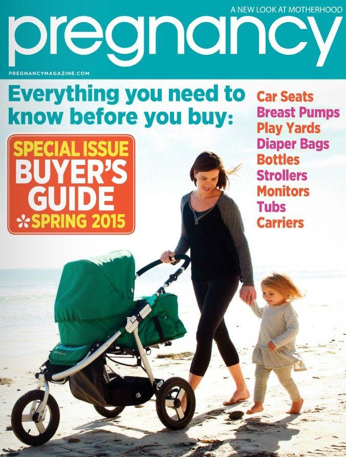 PPB in the News: Pregnancy Magazine | Petunia Pickle Bottom