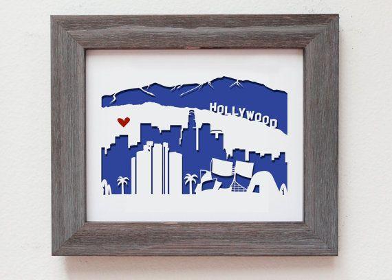 Wedding Gift Ideas Sydney: Los Angeles - Personalized Gift Or Wedding Gift