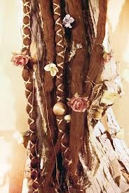 dreadlock wedding hair boho - Google Search