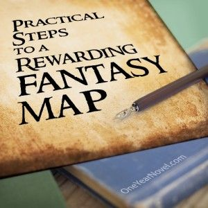 Practical Steps to a Rewarding Fantasy Map - Check out more of the site, when I have time. The two articles I read were really good.