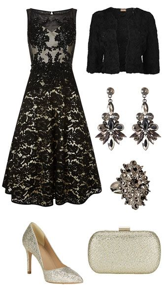 Best 25 wedding guest attire ideas on pinterest black for Black and white dresses for wedding guests